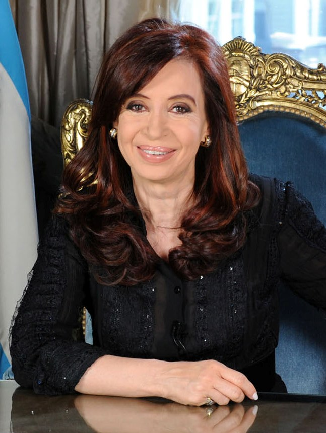 Argentina ex-president in court for corruption proceedings