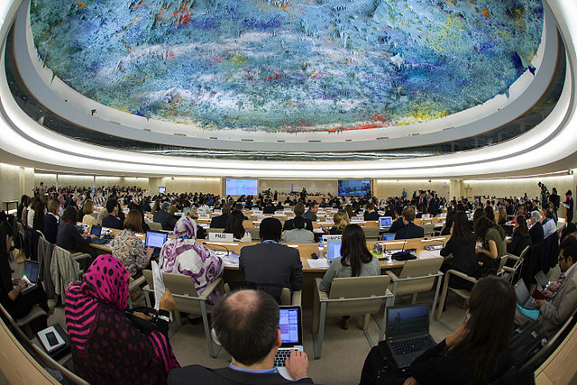 UN elects 14 countries to three-year terms on Human Rights Council