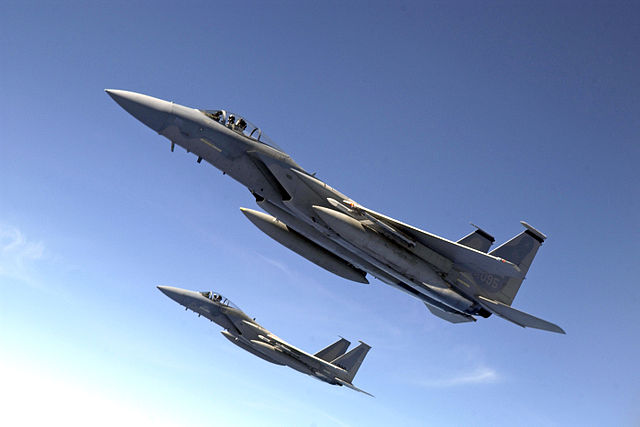 US concludes Syria airstrikes not in violation of international law
