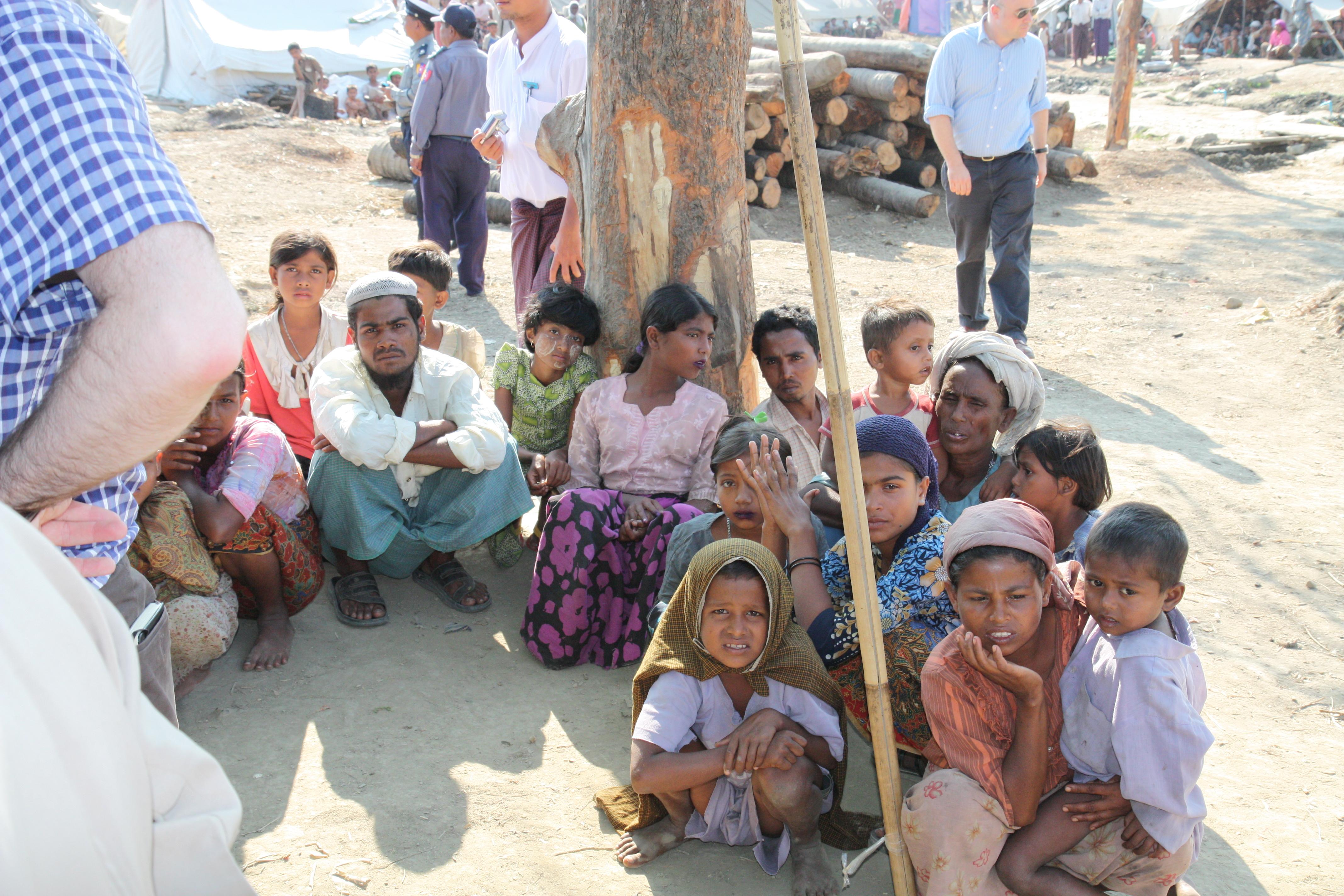 UN rights experts urge Myanmar to address concerns in northern Rakhine state