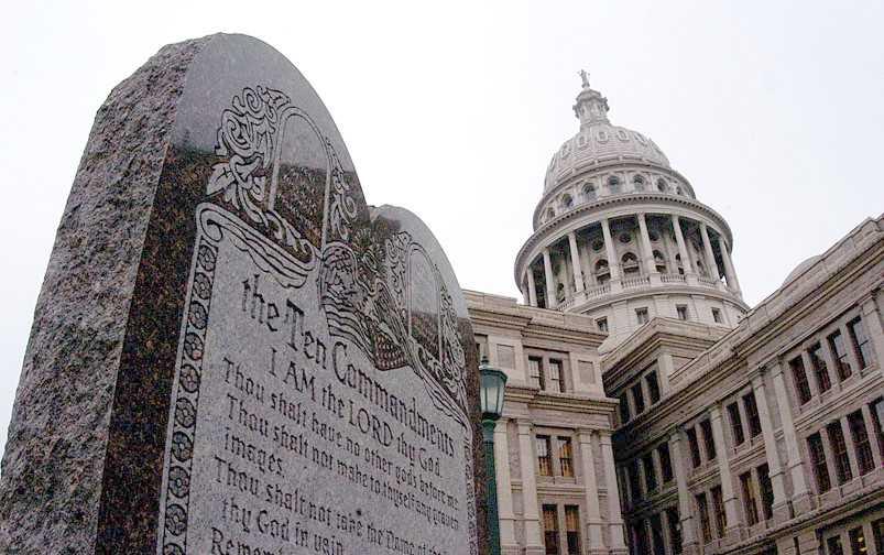 Federal appeals court rules New Mexico Ten Commandments monument unconstitutional