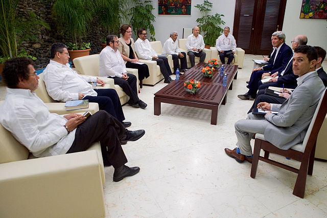 Colombia congress approves new peace accord with rebel group