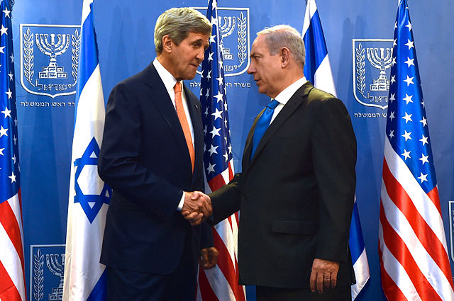 Britain condemns Kerry's Israel remarks