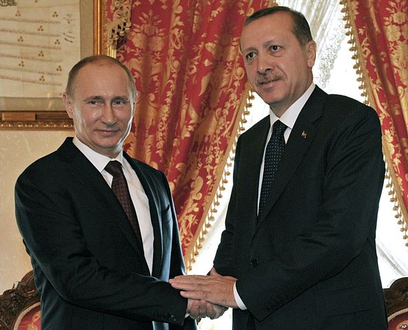 Turkey and Russia move towards agreement on Syrian ceasefire