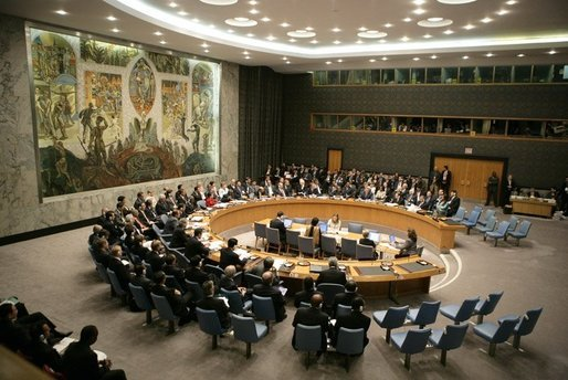 UN Security Council extends mission in Liberia