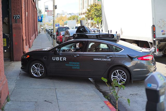 Uber indicted in Denmark for violating taxi laws