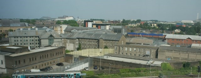 Record number of prison deaths in England and Wales: report