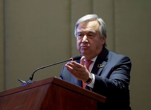 UN chief warns of growing anti-Muslim sentiment