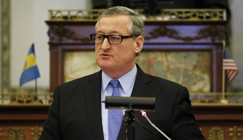 Philadelphia mayor signs bill banning salary history inquiries by employers