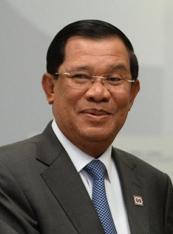 Cambodia approves law allowing judges to dissolve political parties