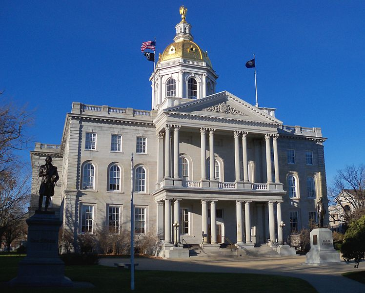 New Hampshire lawmakers approve permitless conceal carry bill