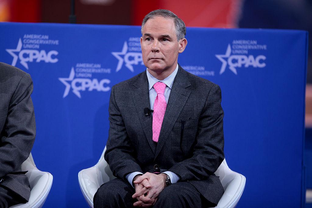 ACLU sues Oklahoma AG/EPA nominee over failure to supply public records