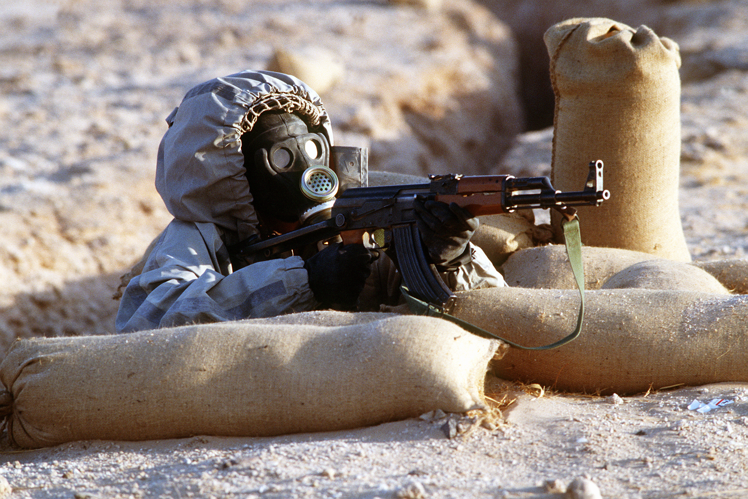 HRW report: Syria government used chemical weapons