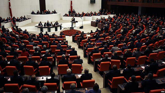 Turkish president approves constitutional overhaul bill