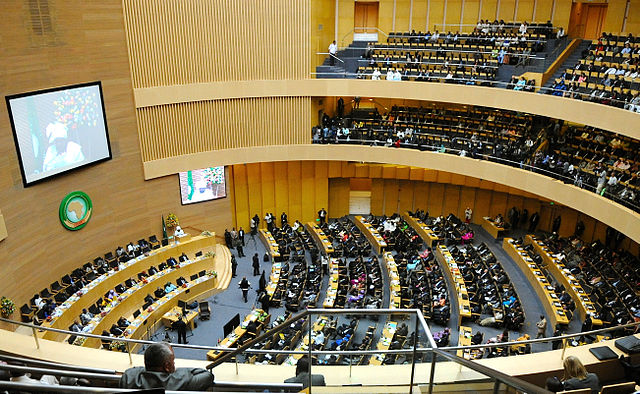 African Union leaders back leaving ICC