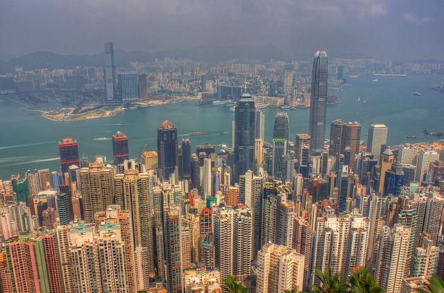 Former Hong Kong leader sentenced for corruption