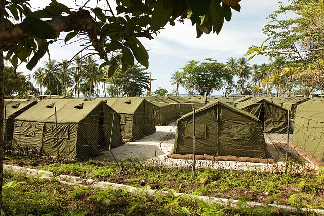 ICC petition accuses Australia of violating refugee human rights