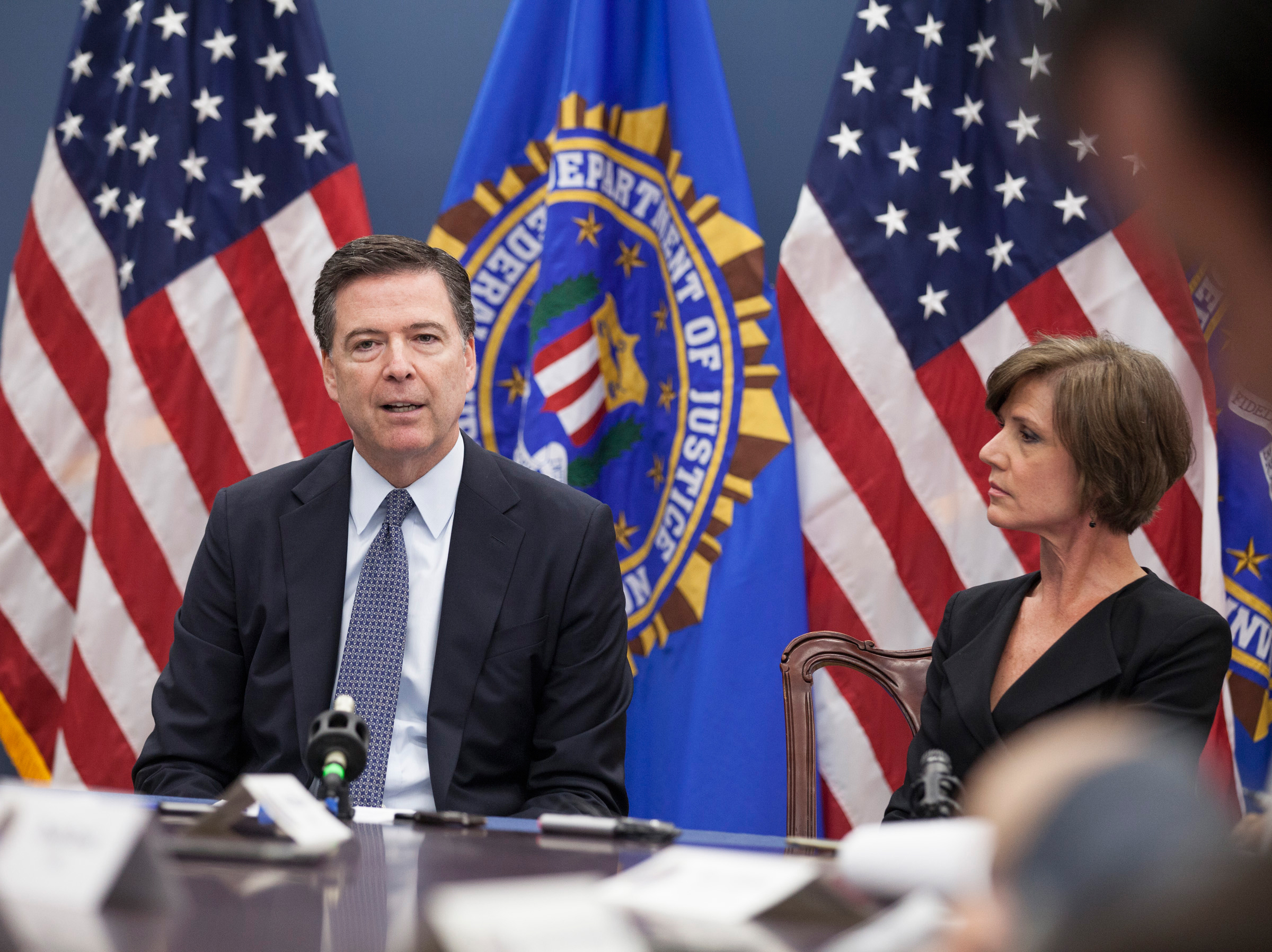 FBI director confirms investigation of Russia interference with US election