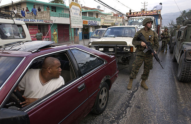 Lawsuit filed against Massachusetts man for alleged warcrimes committed in Haiti