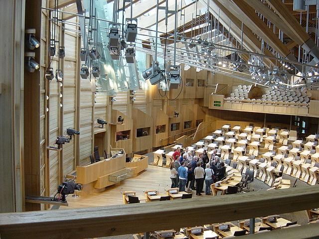 Scotland parliament reschedules referendum debate for next week
