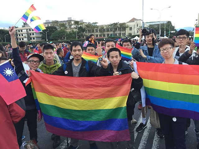 Taiwan voters reject same-sex marriage in referendum