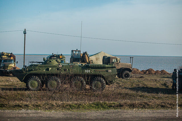 Ukraine asks ICJ to bar Russia from aiding Ukraine separatists
