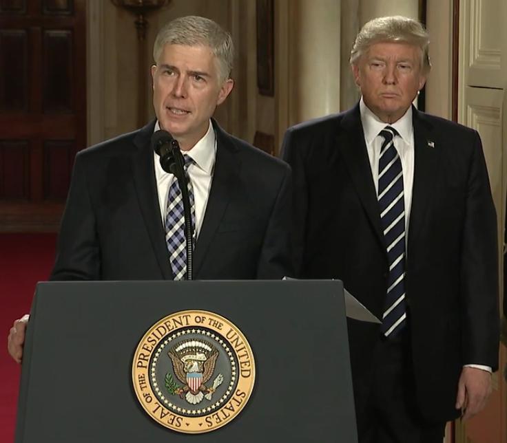 US Republicans alter Supreme Court nomination procedure following filibuster