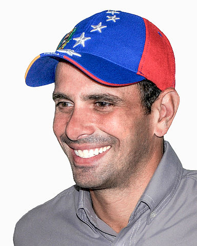 Venezuela opposition leader banned from office for 15 years