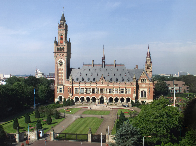 ICJ rejects Ukraine request for help identifying rebel supporters