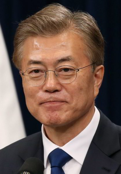 New South Korea president seeks international assistance against North Korea weapons