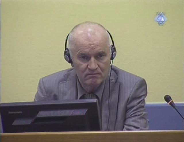 Ratko Mladić appeals denial of provisional leave
