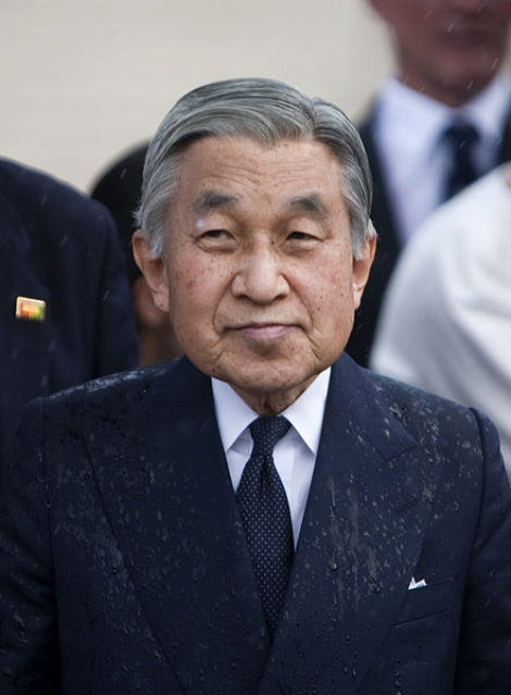 Japan lawmakers approve bill allowing emperor's abdication