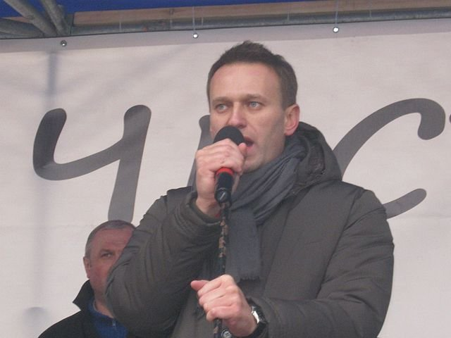 Russia opposition leader detained ahead of mass protests