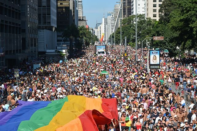 Report: same-sex relationships still illegal in 72 countries