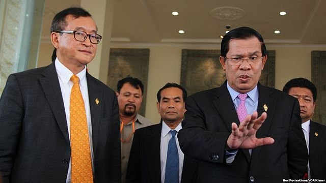 Cambodia passes bill to stifle government opposition