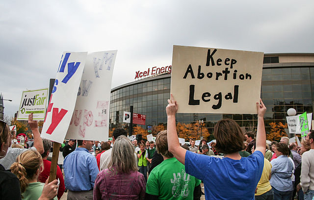 ACLU sues Texas cities over abortion restrictions