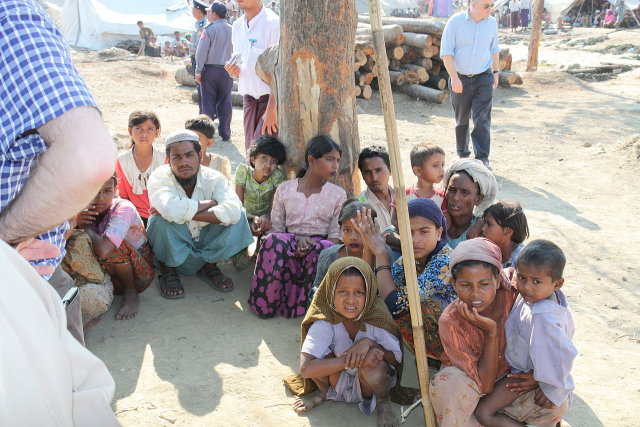 UN refugee agency cautions against repatriation of Rohingya Muslims to Myanmar