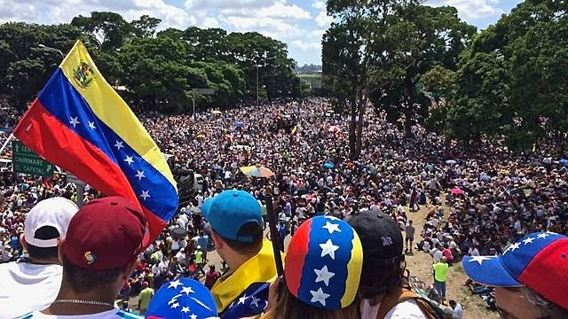 Venezuela Constituent Assembly approves investigation of opposition for supporting US sanctions