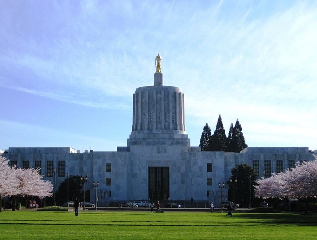 Oregon governor signs bill expanding coverage of abortions and birth control