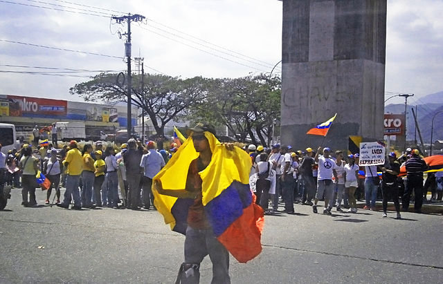 Venezuela government cracks down on opposition amid UN's calls to cease violence against protesters
