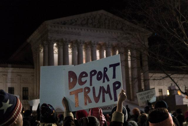 Supreme Court allows Trump refugee travel ban