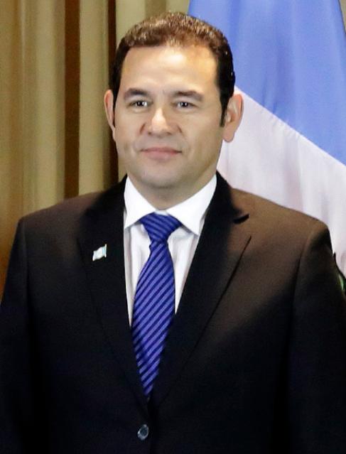 Guatemala Congress rejects calls to lift president's immunity