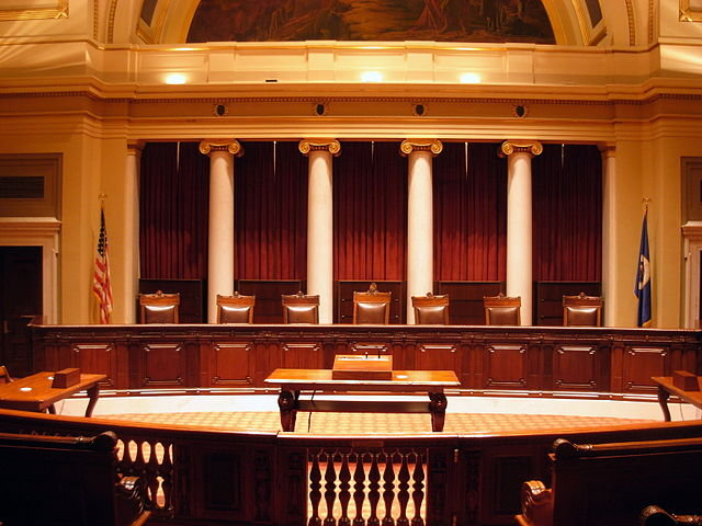 Minnesota top court finds part of disorderly conduct law unconstitutional