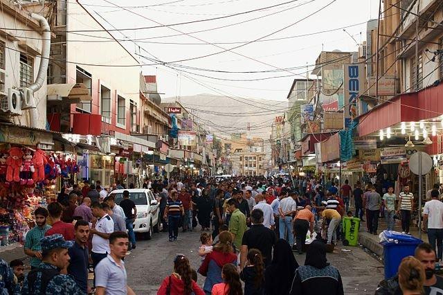 Iraq votes against Kurdish independence referendum