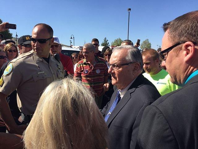 Federal judge upholds Arpaio pardon and dismisses contempt case