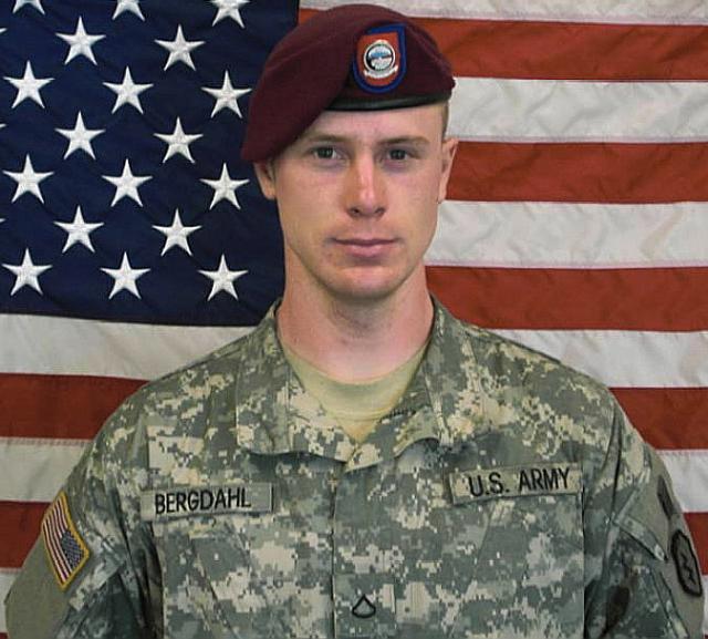 Sgt. Bowe Bergdahl pleads guilty to desertion, misbehavior before enemy