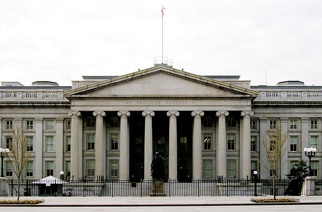 Treasury releases report suggesting financial market reforms