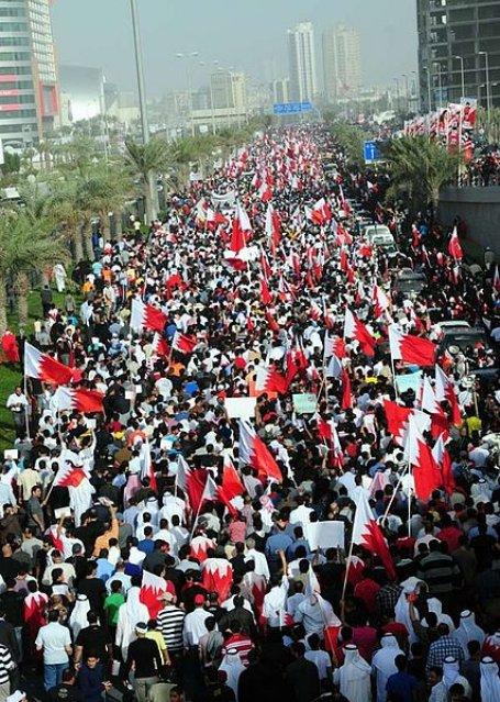 Bahrain declares it can rightfully take Qatar land