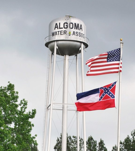 Supreme Court declines appeal in Mississippi Confederate flag suit