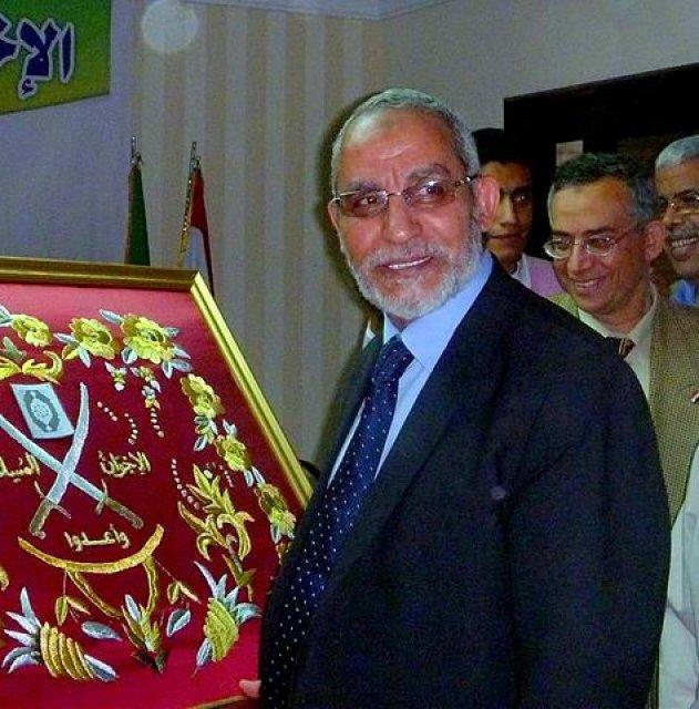 Egypt court upholds life sentence of Muslim Brotherhood leader